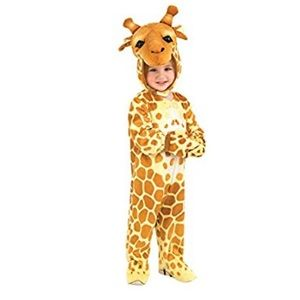 Rubie's Silly Safari Giraffe Costume